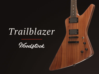 Woodstock Trailblazer Custom Range